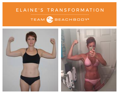 Elaine's Transformation